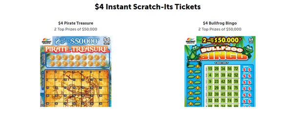 $4 Instant Scratch