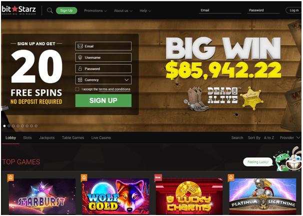 Bit Star Casino