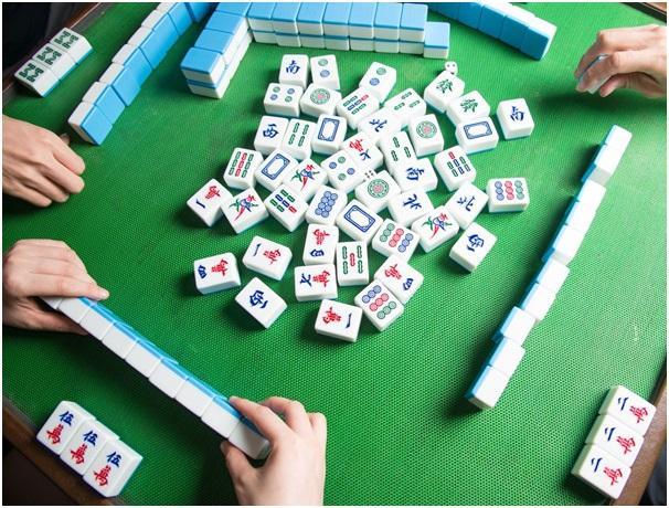 Mahjong game play at Star Casino Austalia