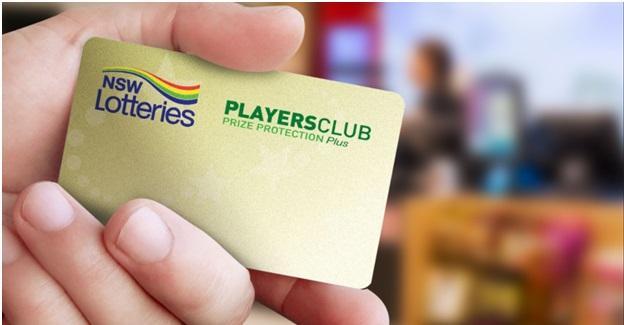 players club card